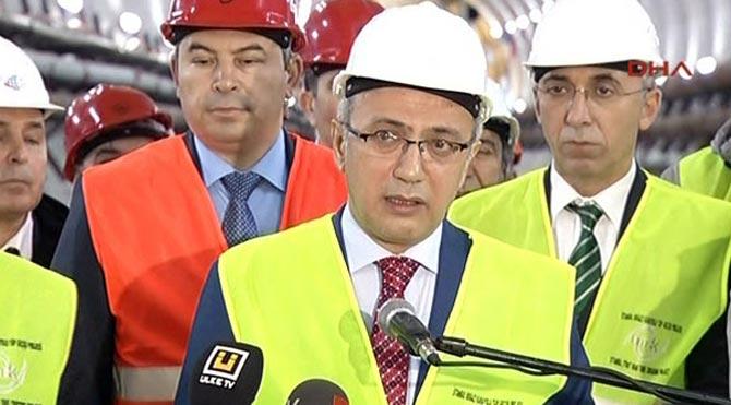 Avrasya Tüneli'nin ücreti belli oldu