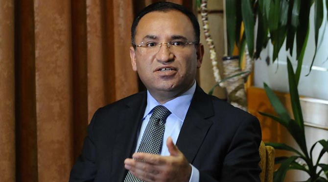 Bekir Bozdağ'dan CHP'ye eleştiri