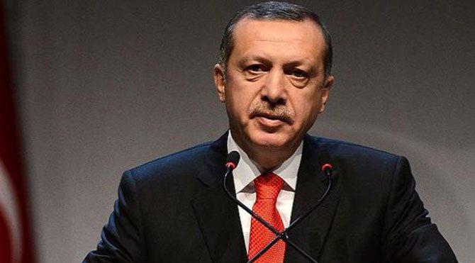 Erdoğan'dan Süleyman Şah mesajı