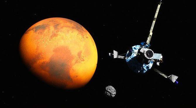 Avrupa Uzay Ajansı'ndan ilginç iddia