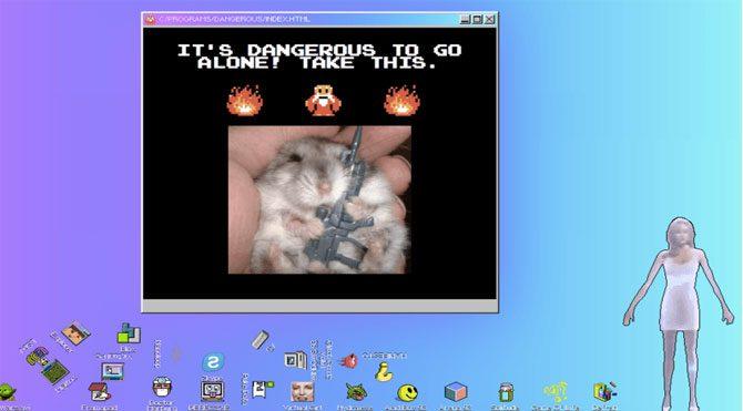 Windows 93'ü hemen deneyin!