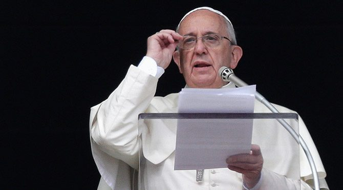 Papa: Evrim teorisi yaradılışla çelişmiyor