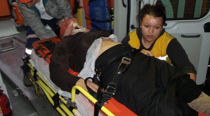 Sapanca'da trafik kazası