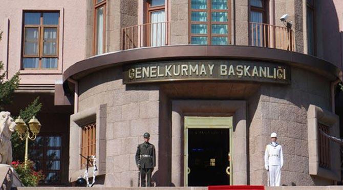 TSK'dan bayrak yakma açıklaması