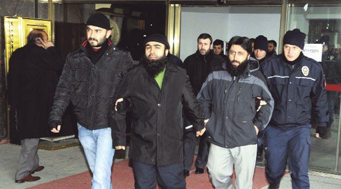 El Kaide davasında herkes serbest