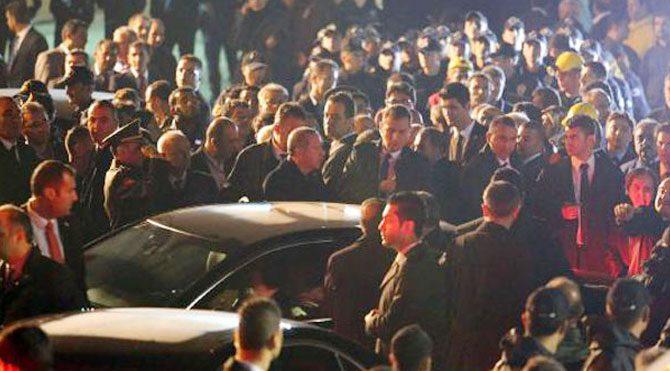 Erdoğan: İşyerleri hazmedemedi