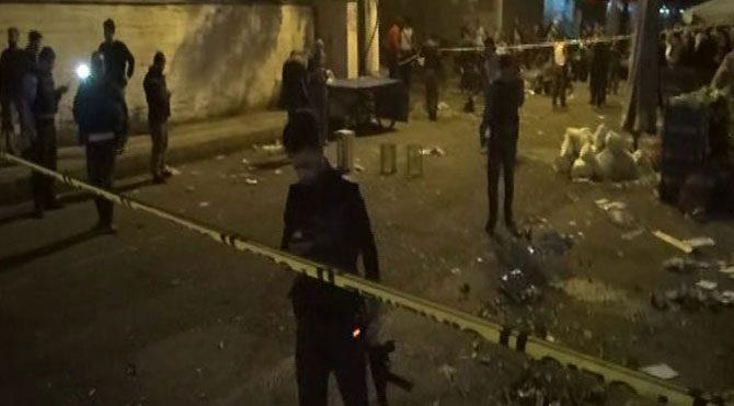 Astsubabay'a silahlı saldırı