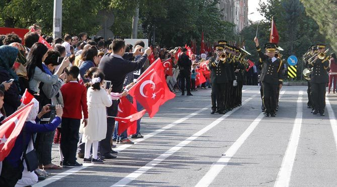 Diyarbakır'da 29 Ekim'e protesto