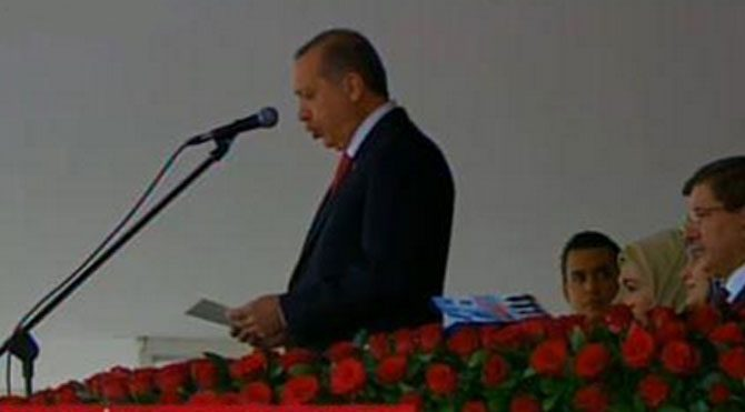 Erdoğan'dan yıllar sonra bir ilk!