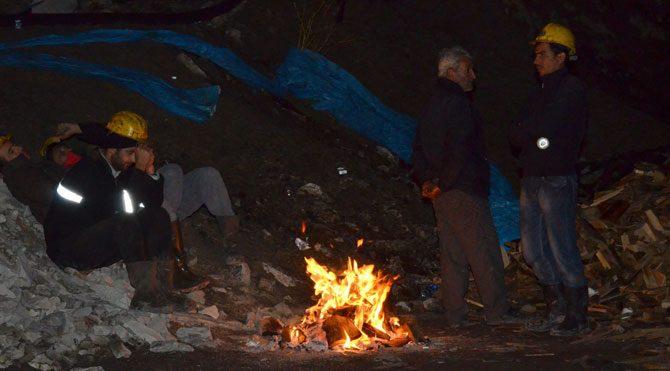 Ermenek'te maden faciası
