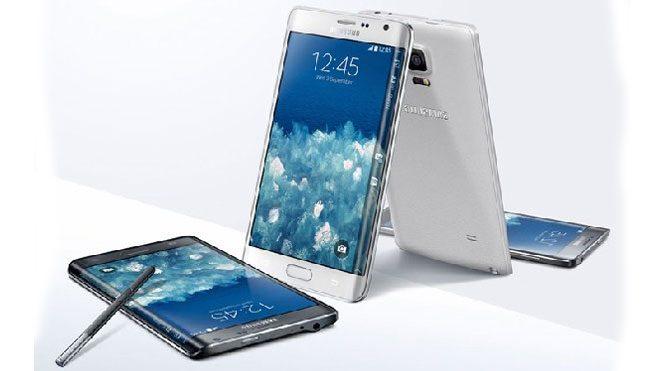 Galaxy Note Edge satışta