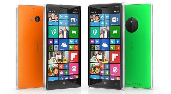 Lumia 735 sizi yeniliyor!