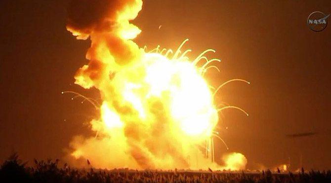 NASA'nın 200 milyon doları havada patladı