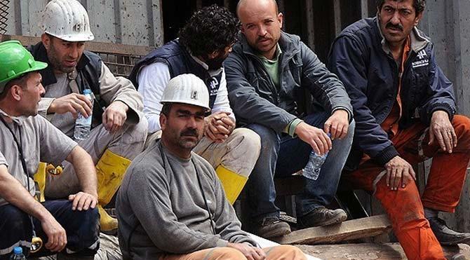 Somalı madencilere izin yok!