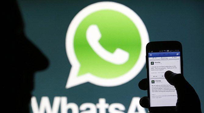 İran Whatsapp'ı millileştirecek