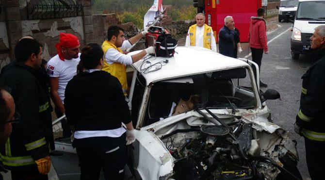 Malatya'da trafik kazası: 3 ölü, 4 yaralı