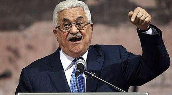 Filistin yönetiminden çok sert yanıt