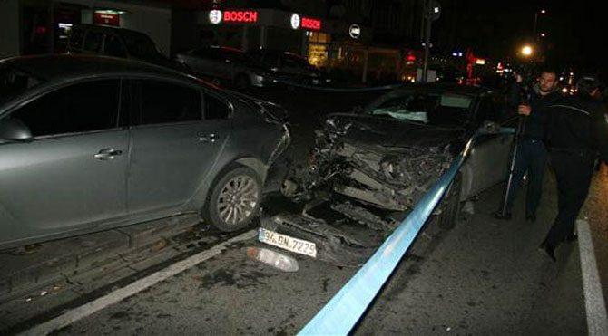 İstanbul'da bıçaklı dehşet