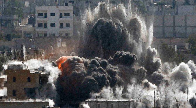 """""""Suriye'yi bu salaklara bırakmayacağız"""""""