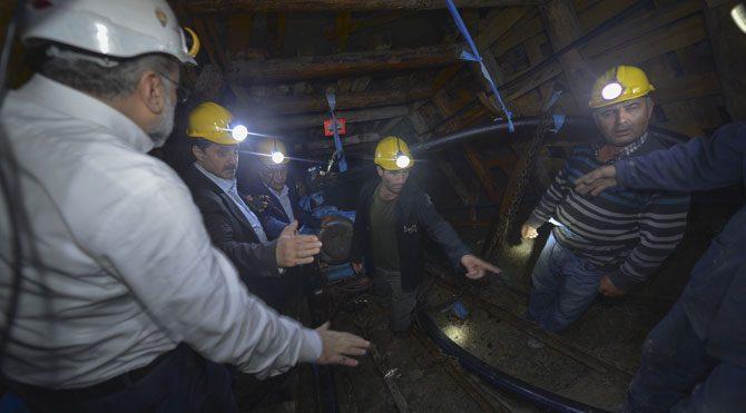 Maden şirketinden açıklama!