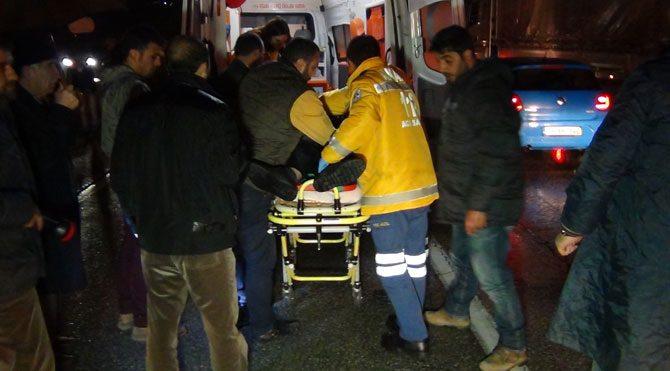 Ankara'da trafik kazası, ölü ve yaralılar var
