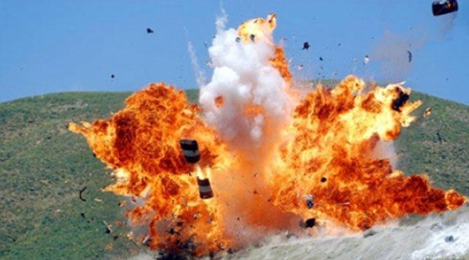 Mısır'da patlama: 5 yaralı