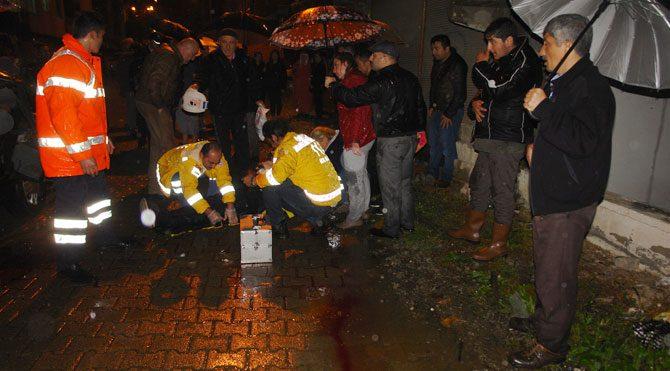 Giresun'da otomobil takla attı: 1 ölü, 3 yaralı