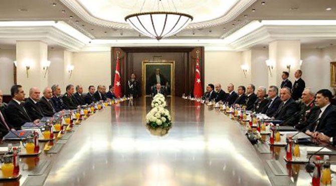 Tarihin en uzun MGK toplantısı