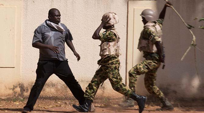 Burkina Faso'da olağanüstü hal ilan edildi