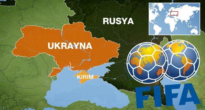 FIFA Kırım'a uğradı!