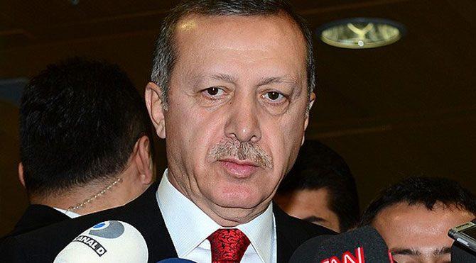 Erdoğan Fransa'ya gitti