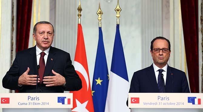 Erdoğan: Esad bana göre teröristtir