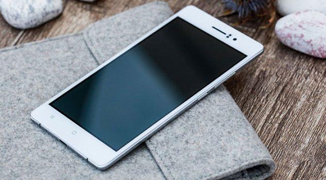 Dünyanın en ince telefonu: Oppo