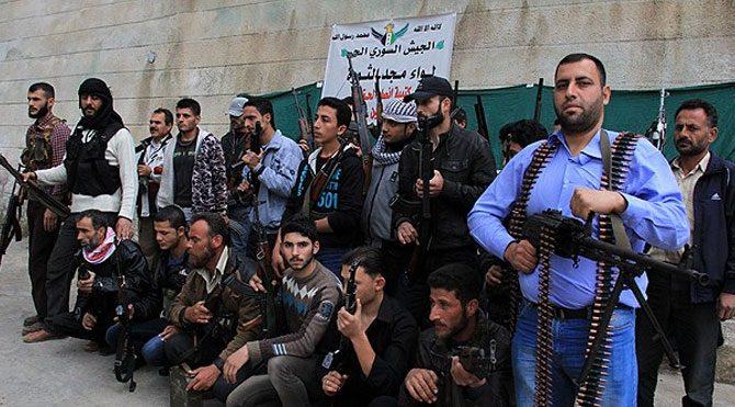 ABD'den ÖSO'ya Esad talimatı