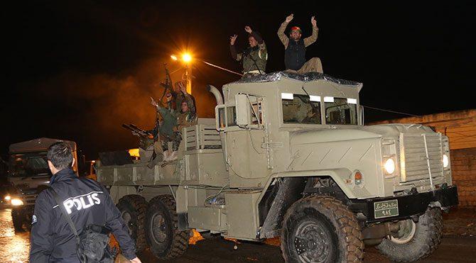 Peşmerge Kobani'ye geçiyor