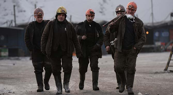 Rusya'da maden kazası: 180 işçi sağ
