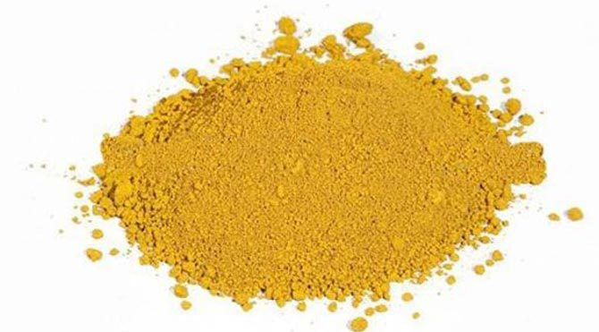 İskenderun'da sarı toz paniği!