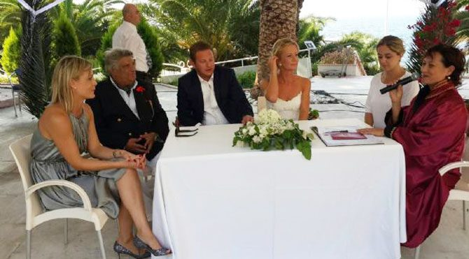 Meltem Cumbul'un eski eşi evlendi