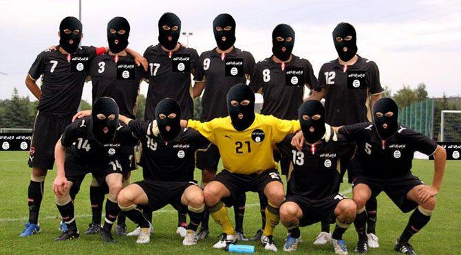 IŞİD, futbol turnuvası düzenliyor