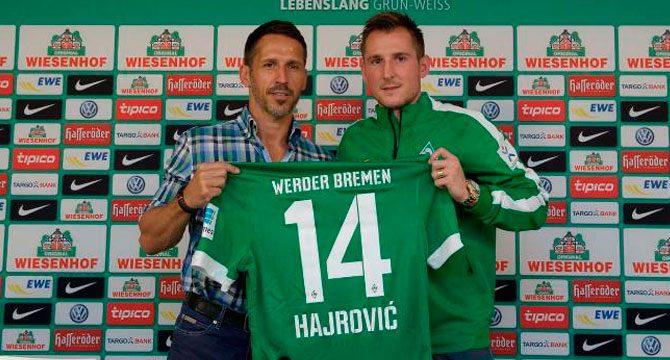 Izet Hajrovic o iddiayı yalanladı