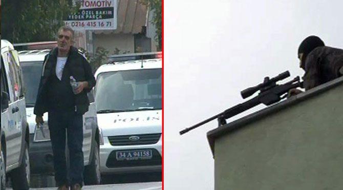 İstanbul'da polisle çatışma
