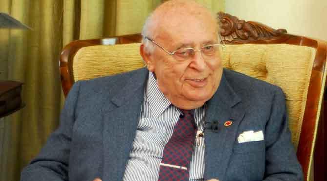 Süleyman Demirel 90 yaşında