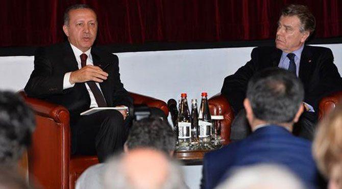 Erdoğan'a saray sorusu