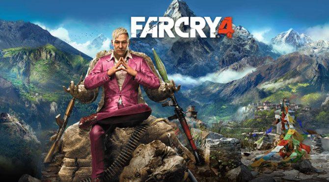 Far Cry 4 tamamlandı