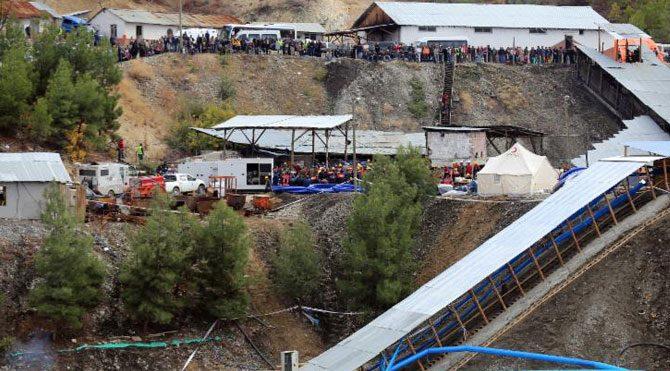 Ermenek'te madencilere ulaşıldı mı?
