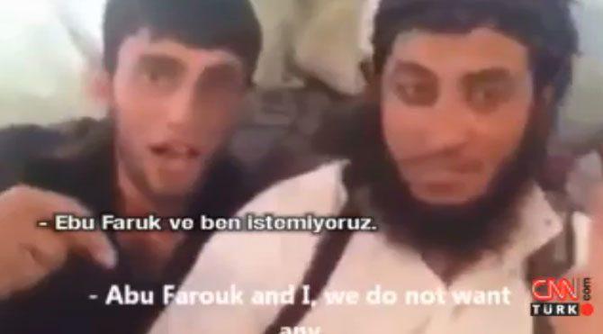 IŞİD'in iğrenç kadın pazarı!