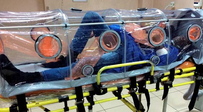 Malili öğrencide Ebola değil Sıtma çıktı