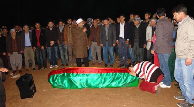 IŞİD'in öldürdüğü PKK'lı, Viranşehir'de