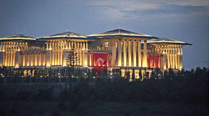 Kaçak sarayı Türkiye'nin Silikon Vadisi yapacağız