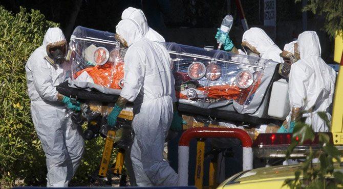 Ebola kontrol edilmeye başlandı